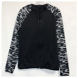 Nike All Time Haze Women's Training Zip Hoodie MED